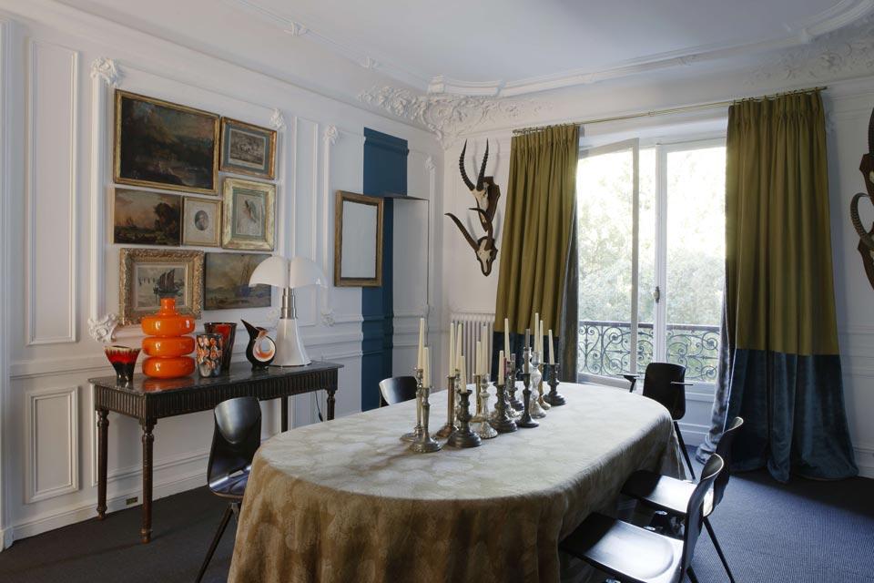 Гостиная во Французском стиле фото