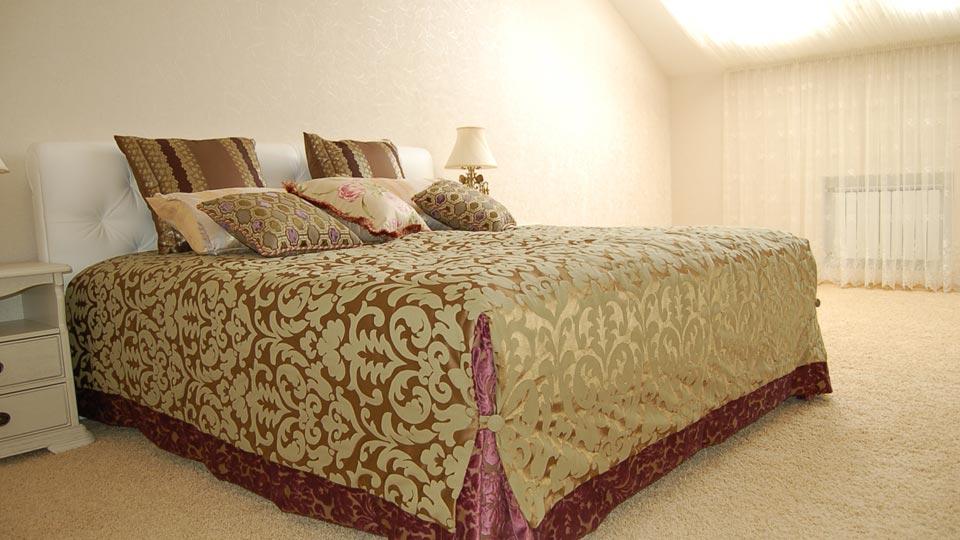 Как создать интерьер в спальне по Фен-шуй