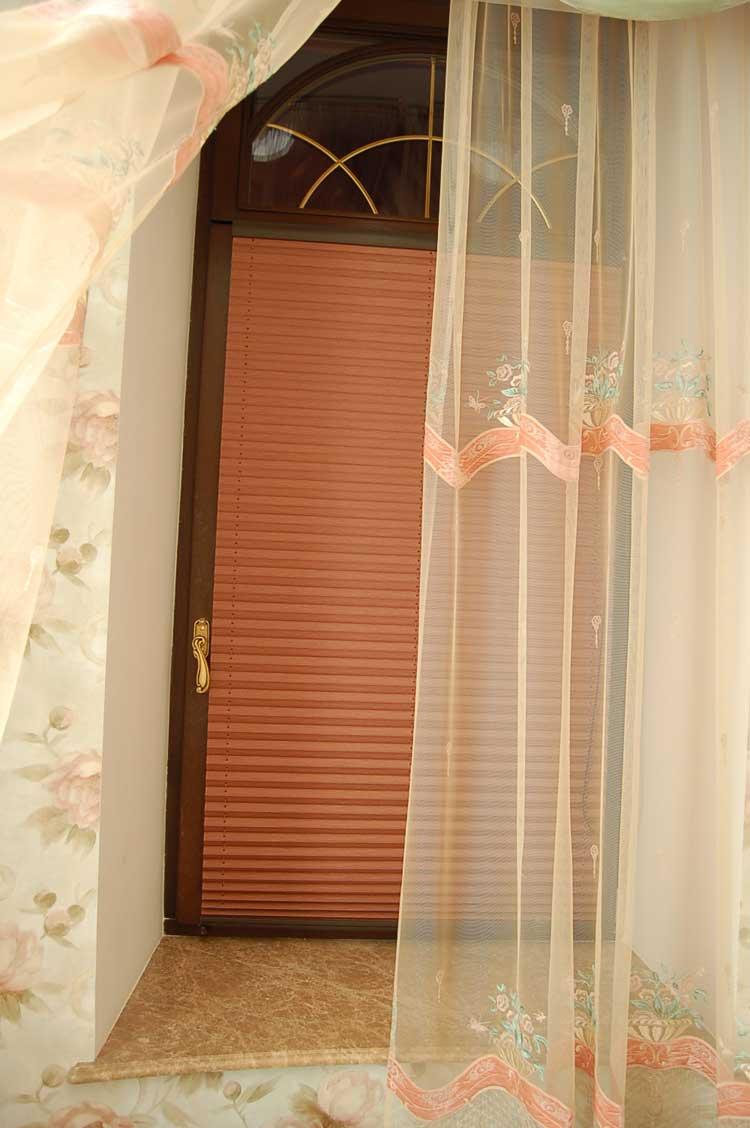 Плиссе шторы фото