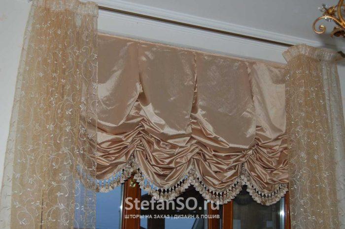 Великолепные австрийские шторы