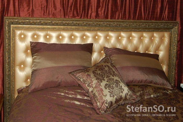 Подушки из тканей коллекции SIMPTA